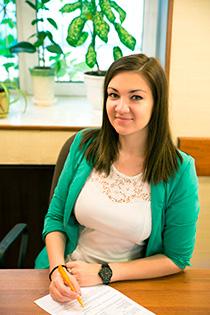 Луценко (Овчинникова) Екатерина Александровна