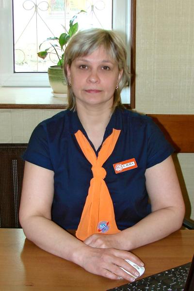 Доронина Елена Анатольевна