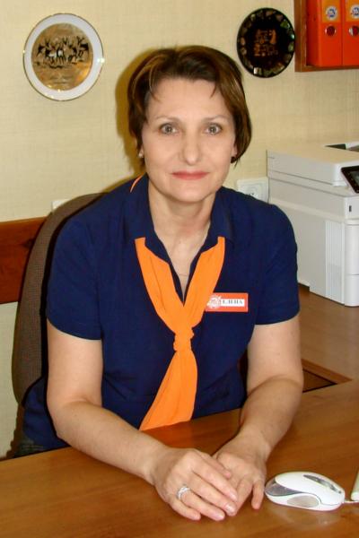 Суховская Елена
